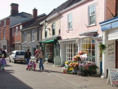 Halesworth Thoroughfare