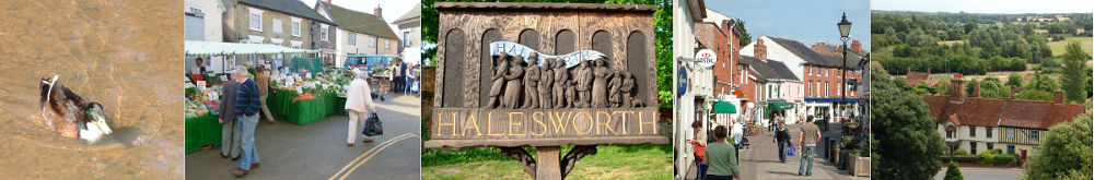 Explore Halesworth