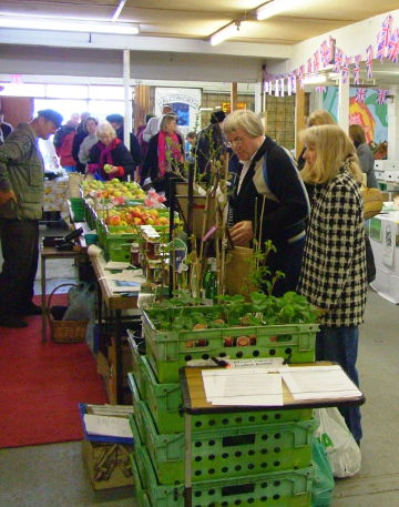 Halesworth indoor market