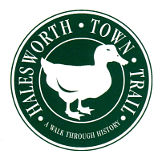 Halesworth Town Trail Logo