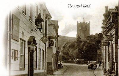 The Angel Hotel, Halesworth