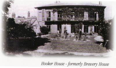 Hooker House (former Brewery House), Halesworth