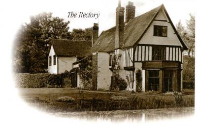 The old Rectory, Halesworth